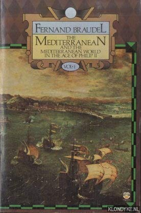 9780006334071: The Mediterranean and the Mediterranean World in the Age of Philip II, Vol. 1