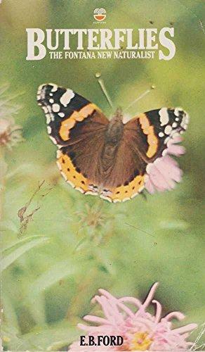 9780006334682: Butterflies (Fontana New Naturalist Series)