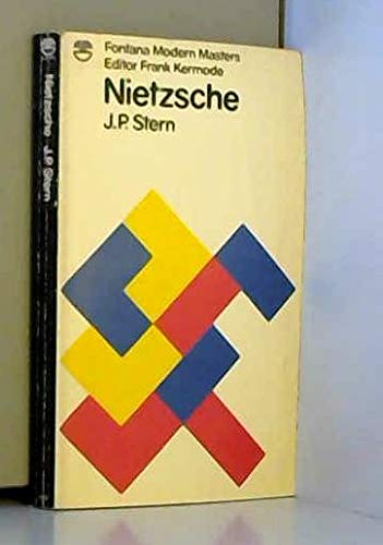 9780006335368: Nietzsche (Modern Masters S)
