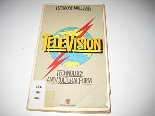williams television technology and cultural form