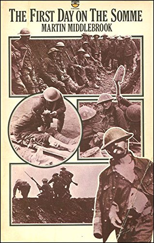 9780006336266: First Day on the Somme: 1st July, 1916