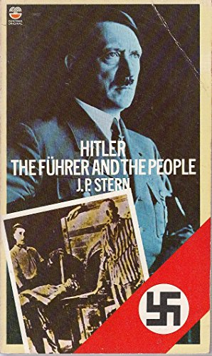 9780006336747: Hitler: The Fuhrer and the People