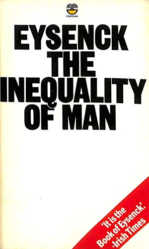 9780006337256: Inequality of Man
