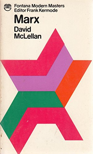 Marx.: McLellan, David