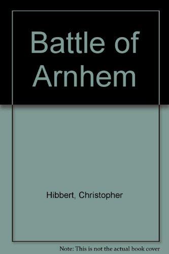 9780006338451: Battle of Arnhem