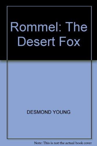 9780006339113: Rommel: The Desert Fox