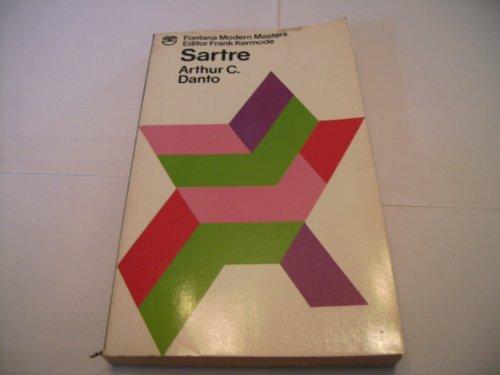 9780006340669: Sartre (Fontana Modern Masters)