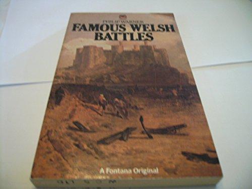 9780006341512: Famous Welsh Battles