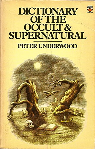9780006341536: Dictionary of the Occult and Supernatural