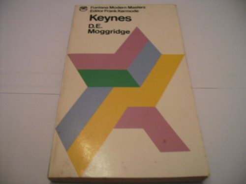 Keynes: Moggridge, D. E.