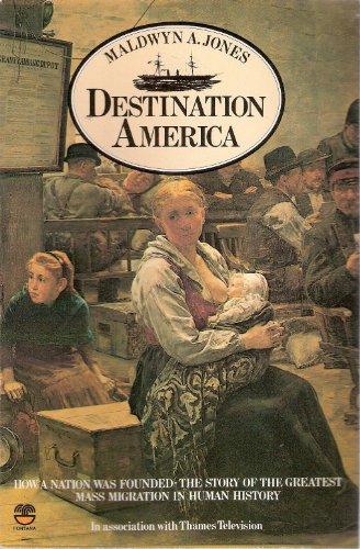 9780006344353: Destination America