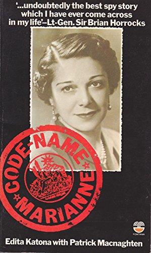 9780006350415: Code-name Marianne
