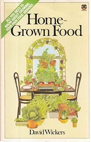 9780006350507: Home Grown Food