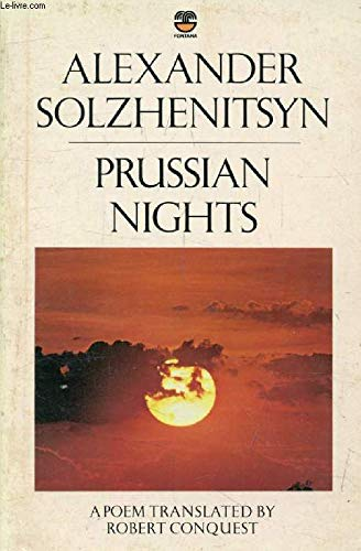 9780006351993: Prussian Nights (Russian and English Edition)