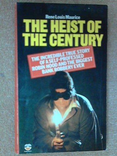 9780006352020: The heist of the century