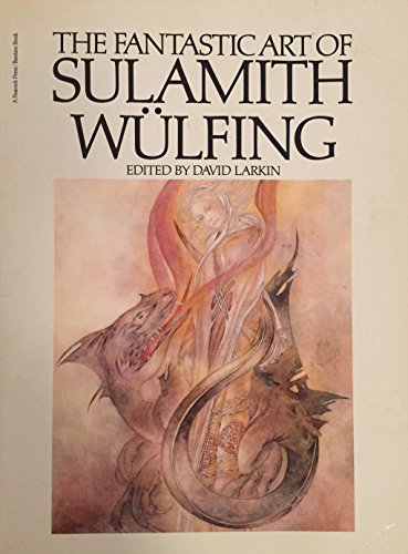 9780006353126: The Fantastic Art of Sulamith W�lfing