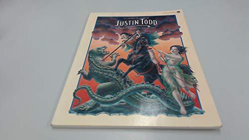 9780006354215: The magical paintings of Justin Todd (Fontana paperbacks)