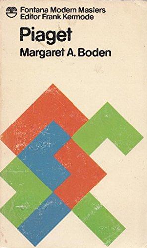 9780006355373: Piaget (Modern Masters)
