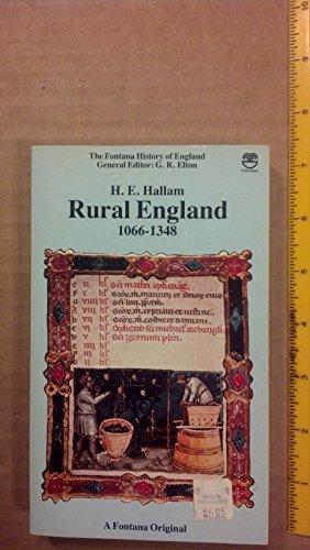 9780006356073: Rural England, 1066-1272 (Fontana History of England)