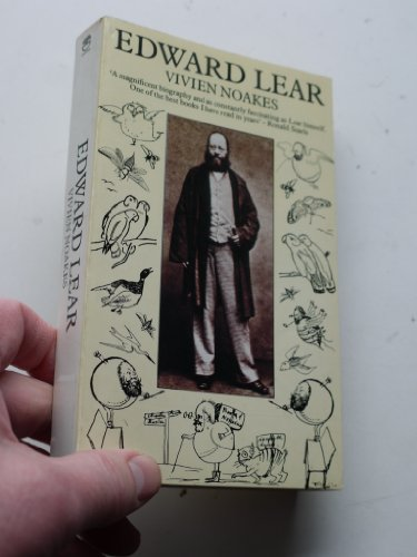 9780006356080: Edward Lear: The Life of a Wanderer