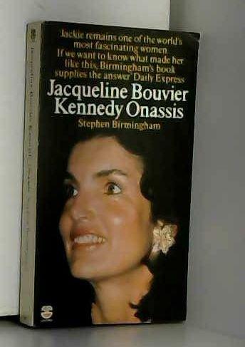 9780006356226: Jacqueline Bouvier Kennedy Onassis
