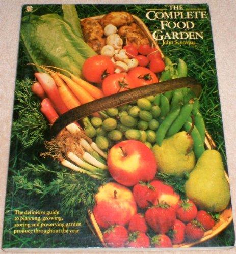 9780006356523: Complete Food Garden