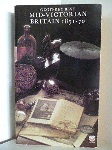 9780006356554: Mid-Victorian Britain, 1851-75