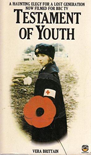 Testament of Youth: An Autobiographical Study of the Years 1900-1925 (0006357032) by Vera Brittain