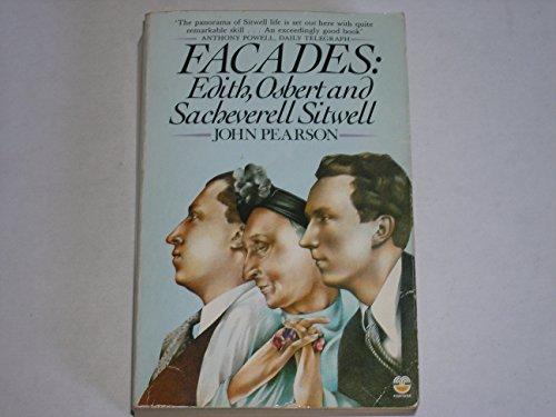 9780006357292: Facades: Edith, Osbert and Sacheverell Sitwell