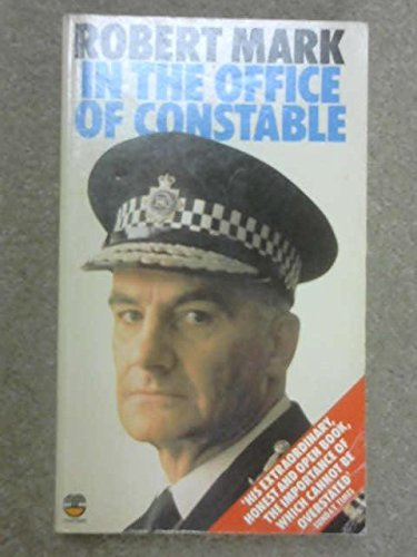 9780006357834: In the Office of Constable