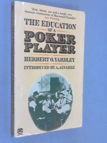 9780006359340: Education of a Poker Player