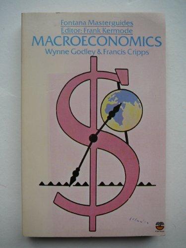9780006359432: Macroeconomics (Fontana masterguides)