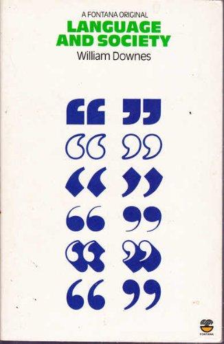 9780006361855: Language and Society (Fontana linguistics)
