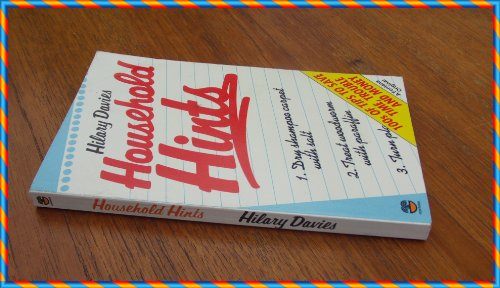 9780006363231: Household Hints