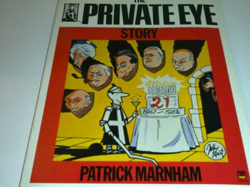 9780006364535: The Private Eye Story: The First 21 years