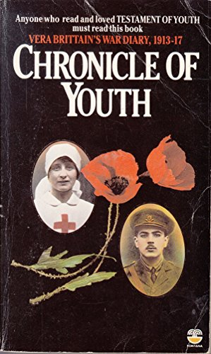 9780006364610: Chronicle of Youth: War Diary, 1913-17