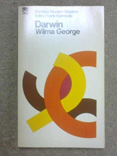 9780006365020: Darwin (Modern Masters)