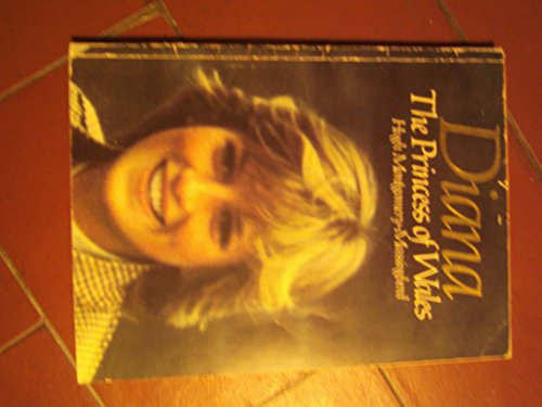 9780006365389: Diana, the Princess of Wales