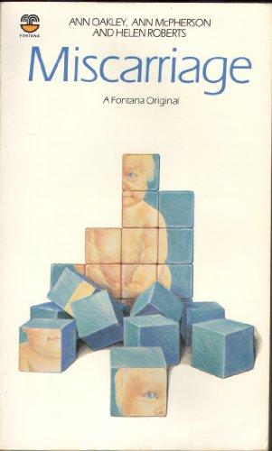 9780006365693: Miscarriage (A Fontana original)