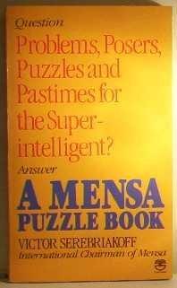 9780006365990: Mensa Puzzle Book