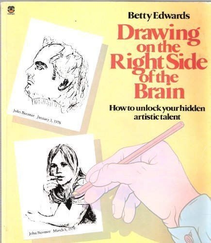 9780006366027: Drawing On the Right Side of the Brain