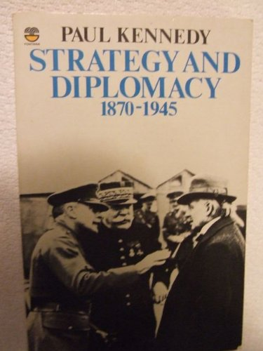 9780006366232: Strategy and Diplomacy, 1870-1945: Eight Studies