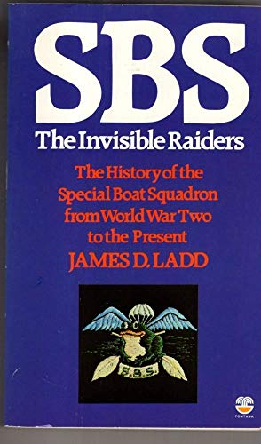 9780006366409: S.B.S.: The Invisible Raiders