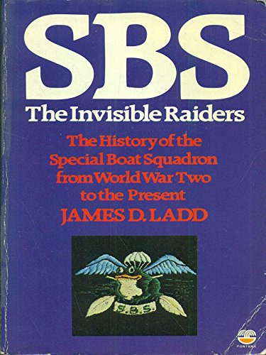9780006366409: SBS: The Invisible Raiders
