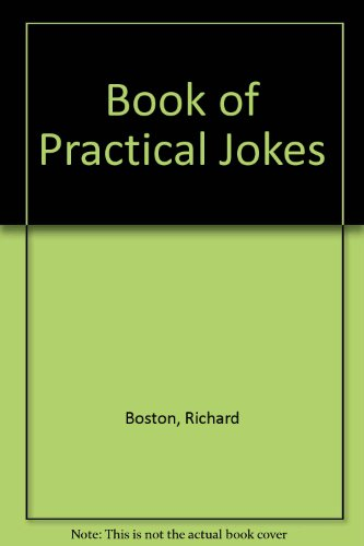 9780006366485: Book of Practical Jokes