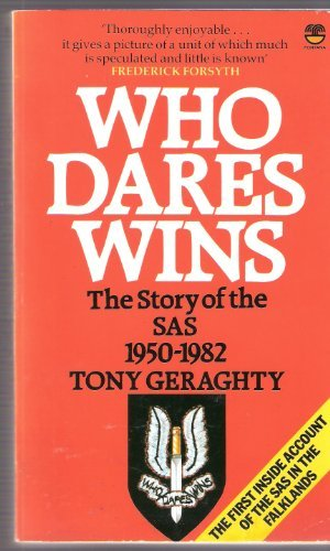 9780006366782: Who Dares Wins: History of the Special Air Service