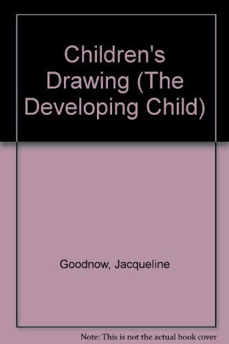 9780006366911: Children's Drawing (The Developing Child)