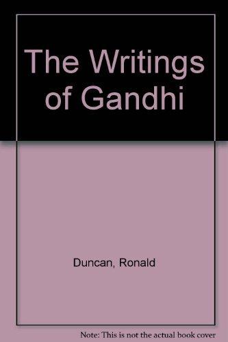 The Writings of Gandhi: Gandhi, Mahatma