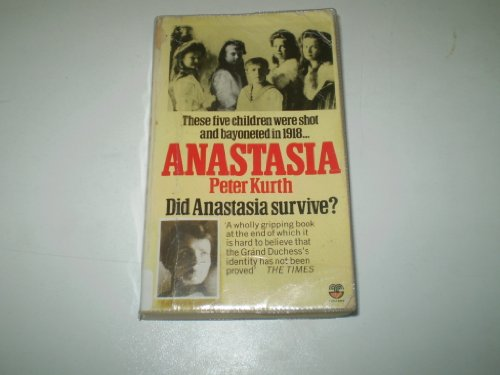 9780006367765: Anastasia: Life of Anna Anderson