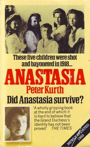 9780006367765: Anastasia: The Life of Anna Anderson